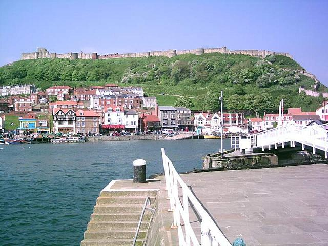 Scarborough Castle and Harbour